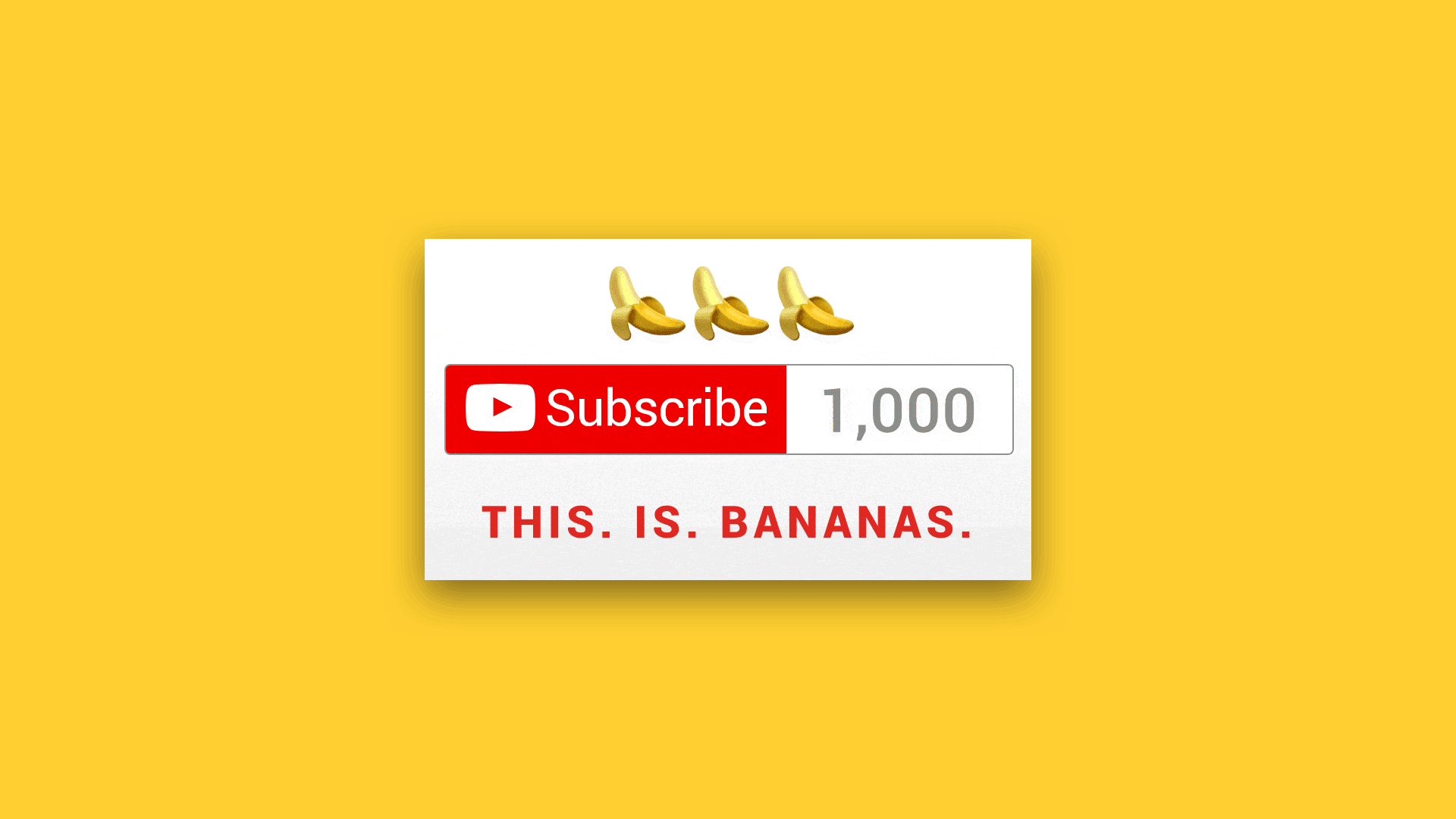 4 Things That Happen When You Get 1,000 YouTube Subscribers (And 4 That  Don't) • Misfit Hustler