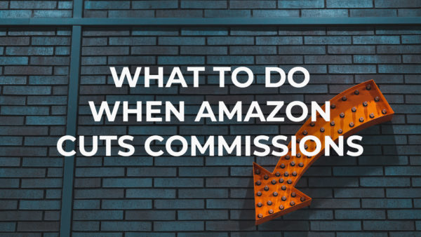 amazon cuts commissions