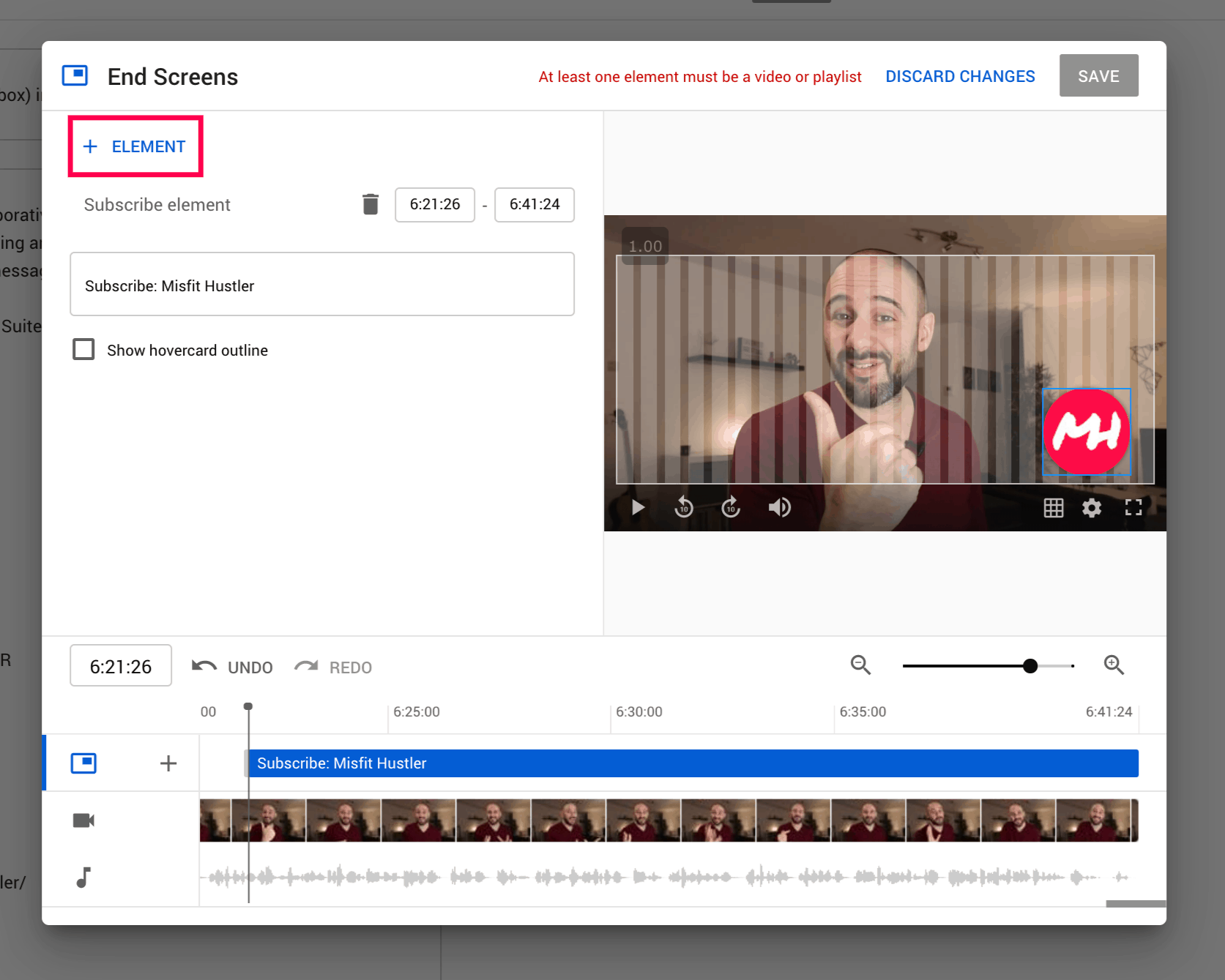 how to get more views on youtube end screen 3