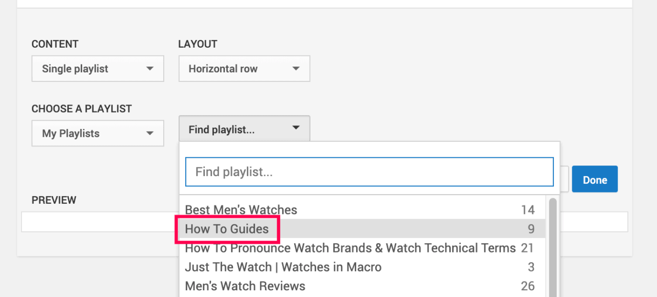 how to get more views on youtube playlists alternate 6