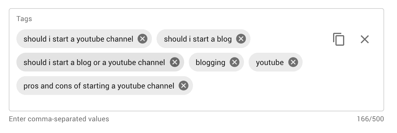 how to get more views on youtube tags 2