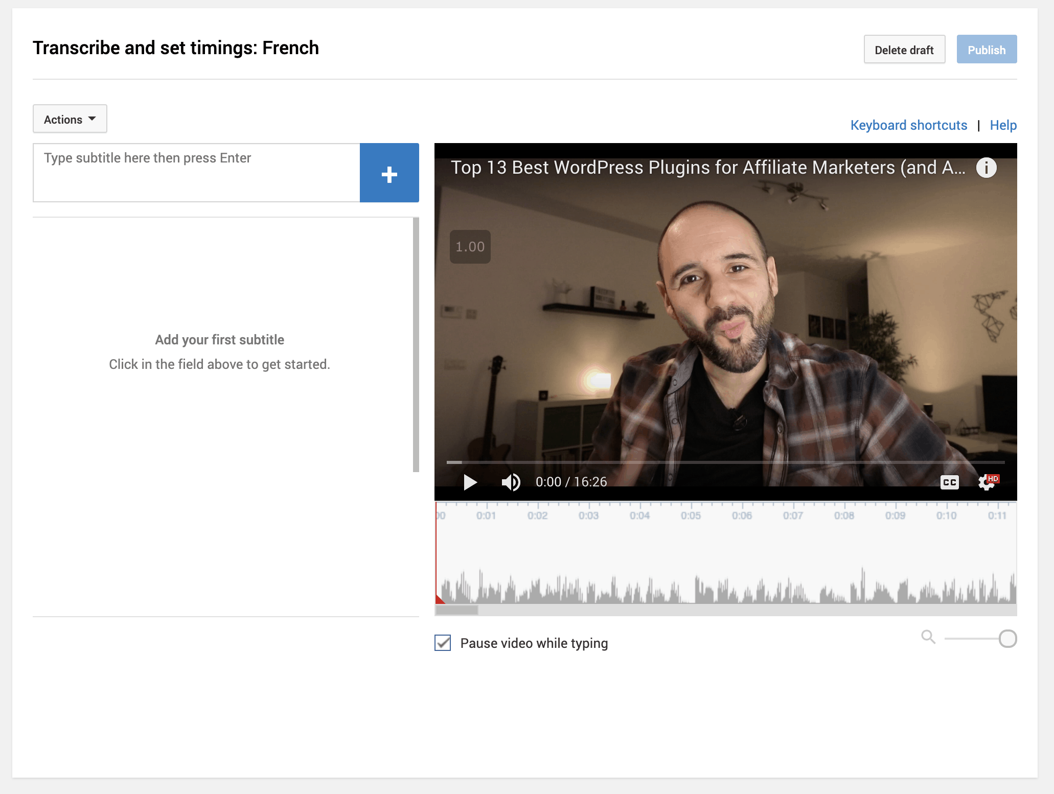 how to get more views on youtube transcribe 4